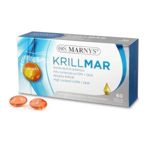 Marnys Krillmar Aceite De Krill Antartico 60 Capsulas