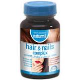 Naturmil Hair y Nail Complex 60 Comp