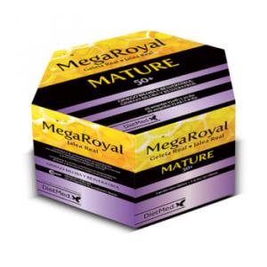 Dietmed Mega Royal Mature 20 X 10ml Ampollas