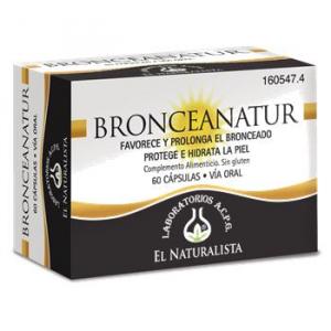 El Natural Bronceanatur 60 Caps