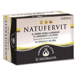 El Natural Natufervit 60 Caps
