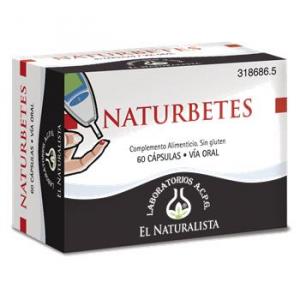 El Natural Naturbetes 60 Caps