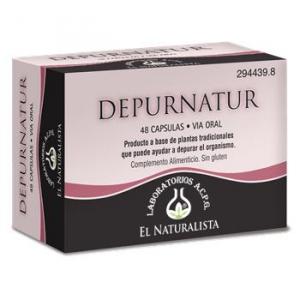 El Natural Depurnatur 48 Caps 300 Mg