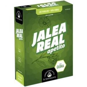 El Natural Jalea Real Apetito 20 Viales Abre Facil
