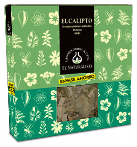 El Natural Eucalipto 160g Trociscos