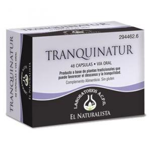 El Natural Tranquinatur Sueño 48 Caps X 375 Mg