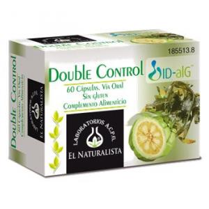 El Natural Double - Control 60 Caps