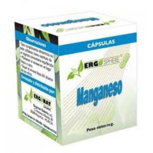 Ergosphere Manganeso 50 Caps