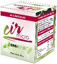 Ergosphere Cir Micro 40 Caps
