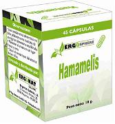 Ergosphere Hamamelis Phytogran 45 Caps