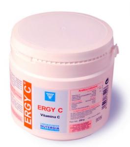 Nutergia Ergy C Vitamina C 125g