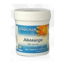 Fenioux Alkekenge 300 Mg 200 Caps