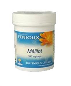 Fenioux Meliloto 190 Mg 200 Caps