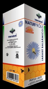 Internatur Naturprolis Jarabe Balsamico