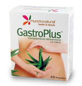 Mundo Natu Gastroplus 20 Ampollas