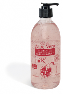 Dherbos Gel Aloe Vera Con Granada 500ml