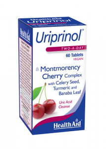 Health Aid Uriprinol 60 Comprimidos
