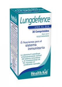 Health Aid Lungdefence 30 Vcaps