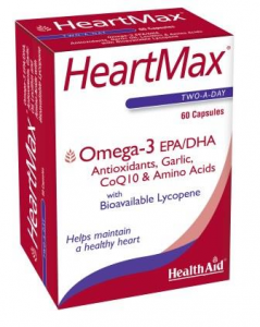 Health Aid Heartmax 60 Capsulas