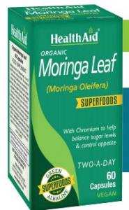 Health Aid Moringa 60 Capsulas