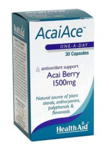 Health Aid Acai Ace 30 Caps
