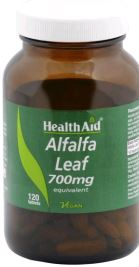 Health Aid Alfalfa 700 Mg 120 Comp