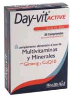 Health Aid Day-Vit Active 30 Comp