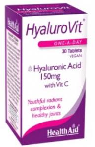 Health Aid Hyalurovit½ 30 Comp