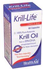 Health Aid Krill-Life 60 Caps