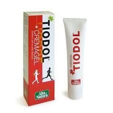 Herbofarm Tiodol Crema-Gel Tubo 75ml