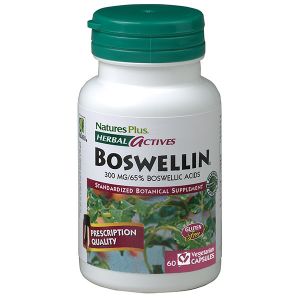 Natures Pl Ft- Boswellin 300 Mg 60 Cap