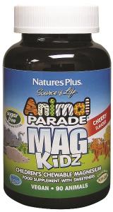 Natures Pl Animal Parade Mag Kidz 90 Comp Mast