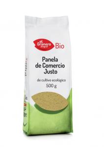 Granero Panela De Comercio Justo Bio 500g