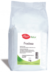 Granero Fructosa 1 Kg