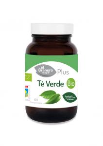 Granero S Te Verde Bio 90 Capsulas 600 Mg