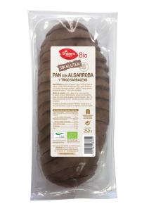 Granero Pan Con Trigo Sarraceno y Algarroba S-Gl S-Az Bio