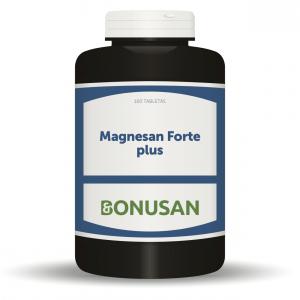 Bonusan Magnesan Forte Plus 160 Tabletas 160 Tab