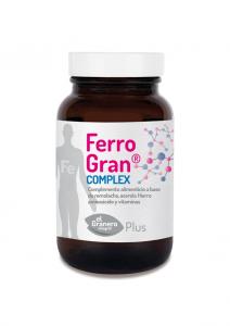 Granero S Ferrogran Complex 650 Mg 45 Caps