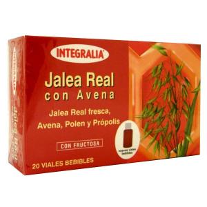 Integralia Jalea Real Avena 20 Viales