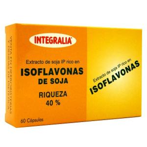 Integralia Isoflavonas Soja 60 Caps