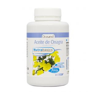 Drasanvi Onagra Aceite 200 Perlas 515 Mg