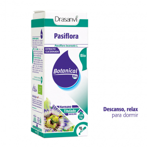 Drasanvi Glicerinado Pasiflora 50ml Botanical Bio