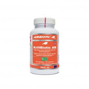 Airbiotic Krillbiotic Ab Ecoharvesting Omega 3,6 y 9, 90 Cap