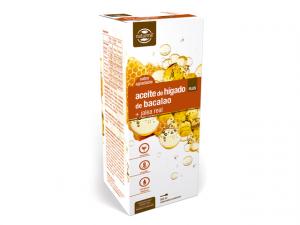 Naturmil Aceite De Higado De Bacalao Plus 500ml