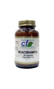 Cfn Niacinamida 610 Mg 90 Caps