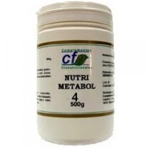 Cfn Nutrimetabol 4 50 Sobres