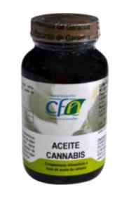 Cfn Aceite De Cannabis 60 Perlas 1000mg
