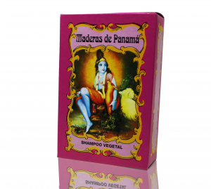 Radhe Maderas De Panama Shampoo Vegetal Trat Ayurvedico