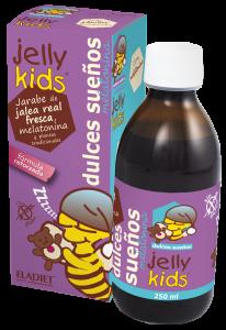 Eladiet Jelly Kids Dulces Sueños Con Melatonina 250ml