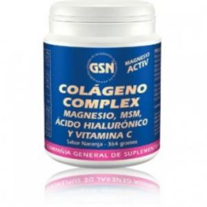 Gsn Colageno Complex 364 Grs